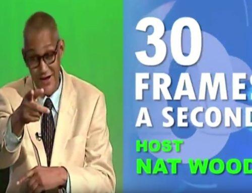 30 FRAMES A SECOND